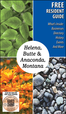 Helena Butte Anaconda MT Guide