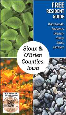 Sioux O'Brien County Guide IA
