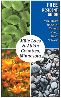 Mille Lacs County Guide MN