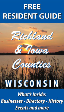 Richland Iowa County WI guide