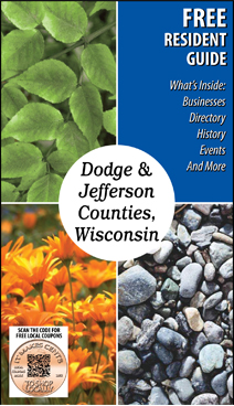 Dodge Jefferson County Guide WI