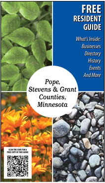 Pope Stevens Grant County Guide MN